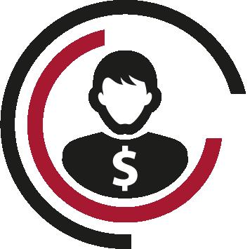 Icône 'Conseil financier'